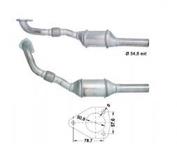 KAT KATALYSATOR VW PASSAT 1.8  Syncro 4motion 92KW 1.8 92KW ADR,APT,ARG